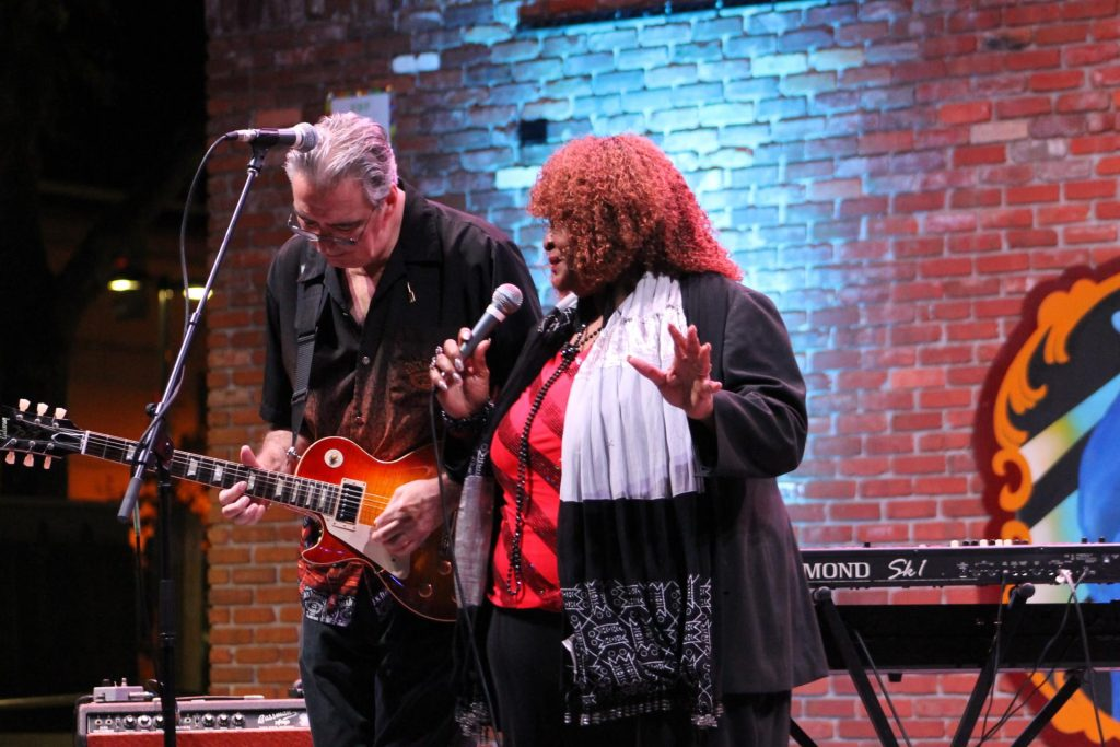 Congrats to Sheba the Mississippi Queen & the Bluesmen for making the IBC Semifinals