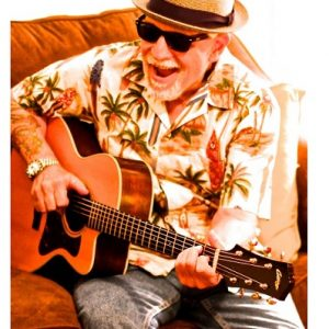 George Worthmore workshop: Don't Play the Guitar- Play the Music