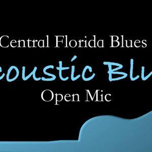 Acoustic Blues Open Mic at Public & General