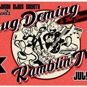 Doug Deming & the Jewel Tones/Ramblin Mutts