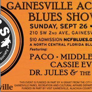 Gainesville Acoustic Blues Showcase @ High Dive